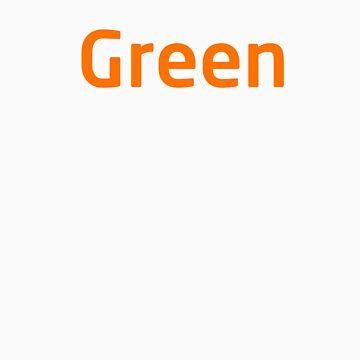 Green by shcott