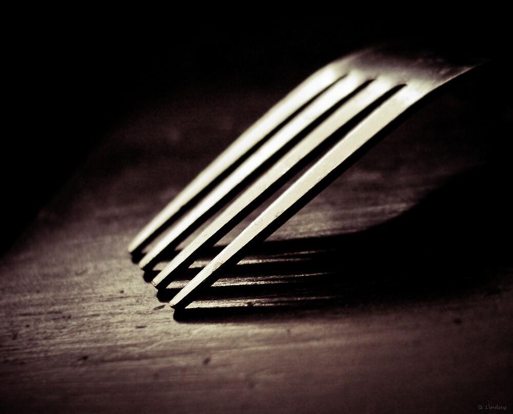 ''Fork'' by Birgitta   †
