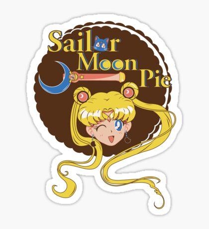 Moon Pie Sticker