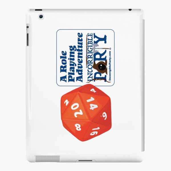 A Role Playing Adventure iPad Snap Case