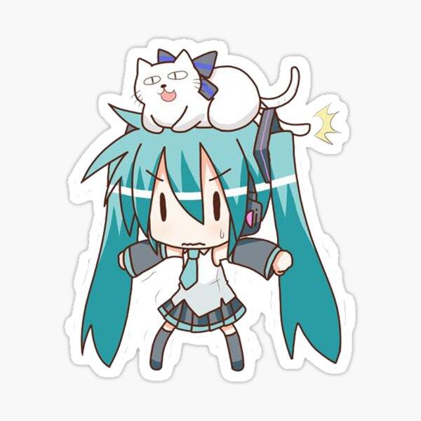 Miku Sticker
