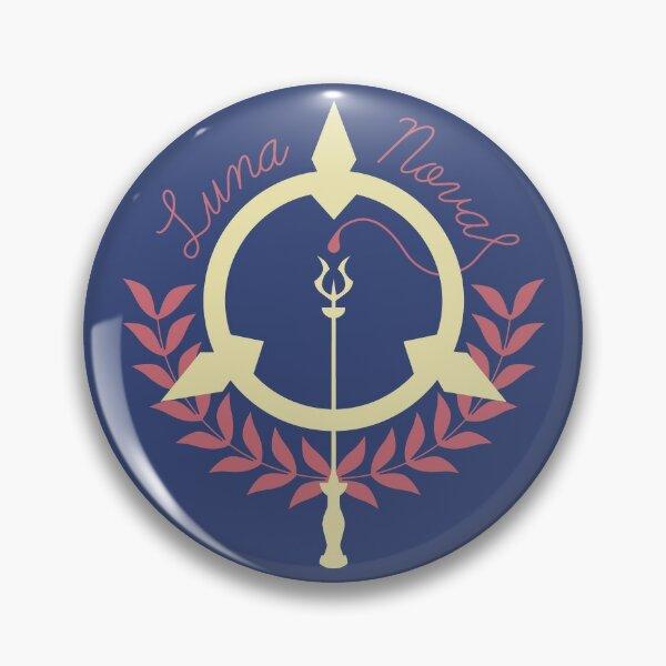 Luna Nova Academy - Little Witch Academia Badge
