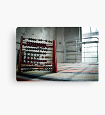 Abacus ~ St Gerard's  Canvas Print
