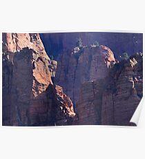 Kolob Canyons Poster