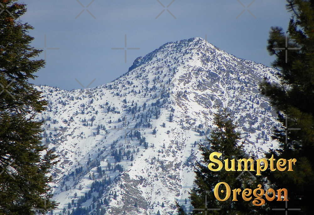 Sumpter - OREGON by Betty  Town Duncan