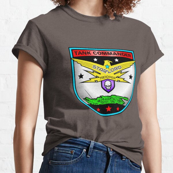 Tank Commander Trooper Classic T-Shirt