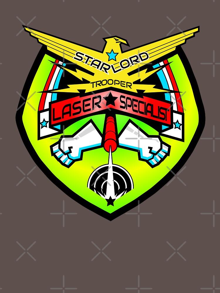 Laser Specialist Trooper by squinter-mac