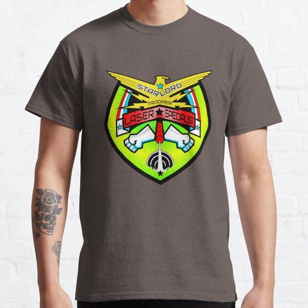Laser Specialist Trooper Classic T-Shirt