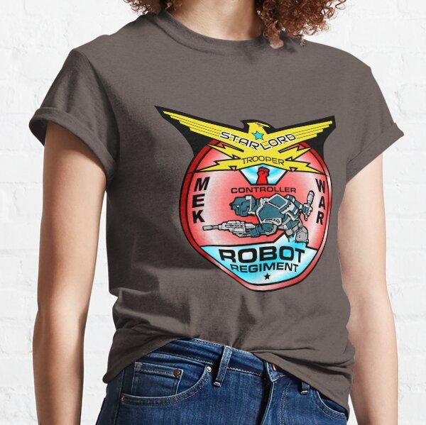 Robot Regiment Trooper Classic T-Shirt