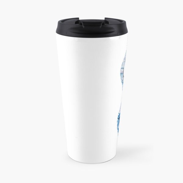 Spiral Goddess Travel Mug