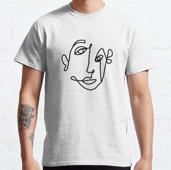 VISAGE T-shirt classique