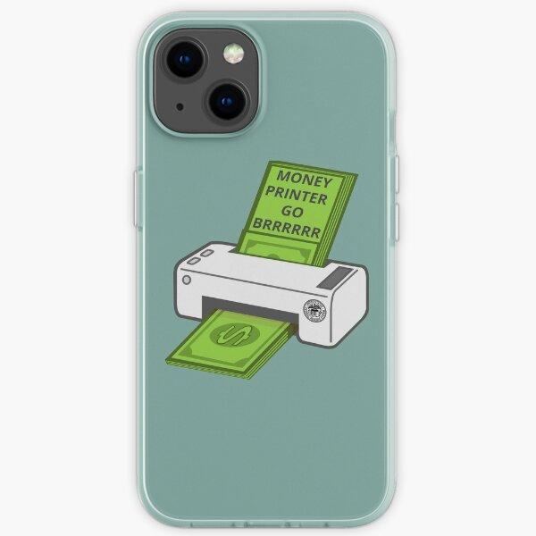 Money Printer Go Brrrrrr iPhone Soft Case