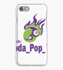 New Soda_Pop_TV twitch shirts! iPhone Case/Skin