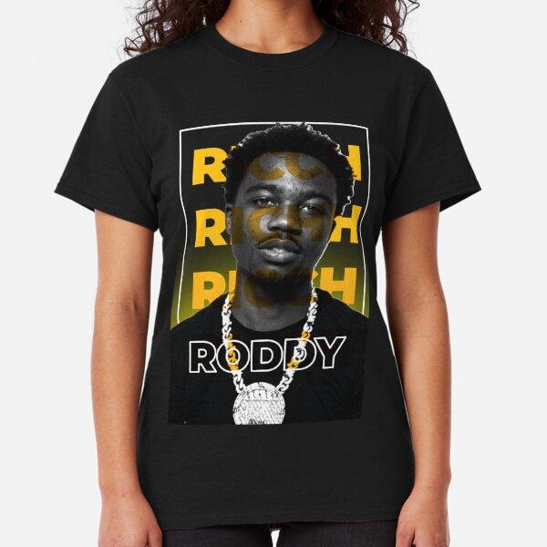 Roddy Ricch Wallpaper: Roddy Ricch T-Shirts