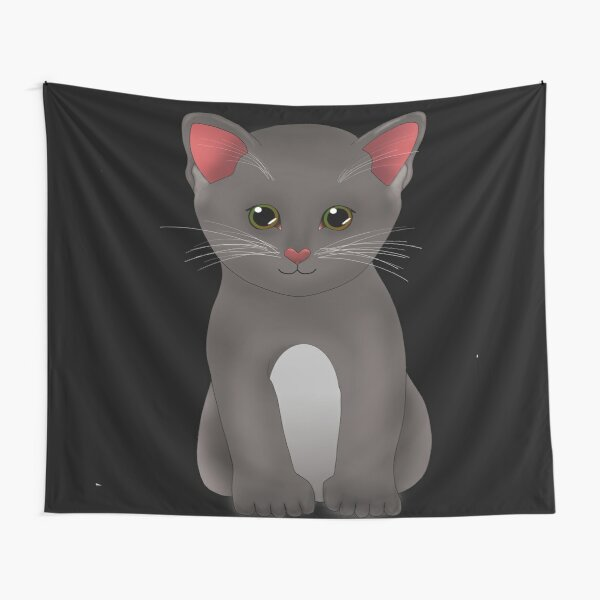 Cute Kitty Tapestry