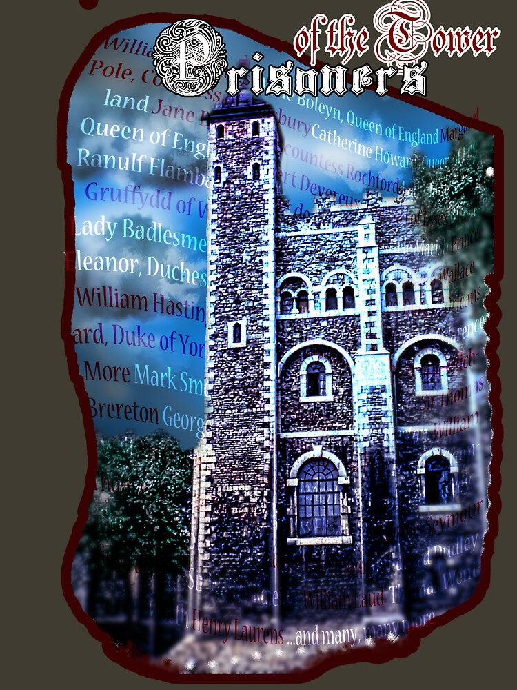 Prisoners of the Tower by bloomingvine
