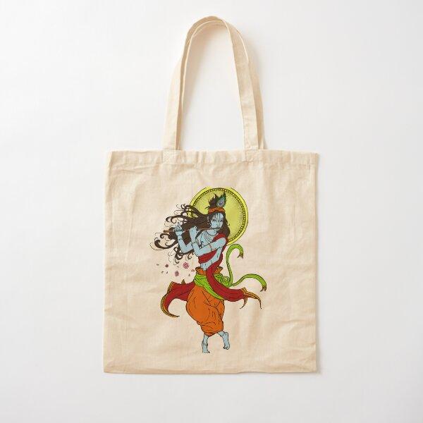 KrishnaNoTM Cotton Tote Bag