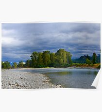Snohomish River Poster