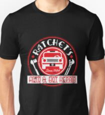 Ratchet's Auto & Bot Repair T-Shirt