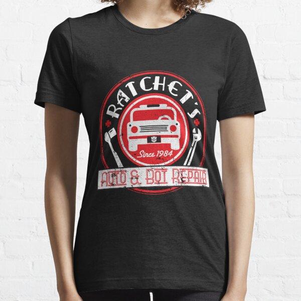 Ratchet's Auto & Bot Repair Essential T-Shirt