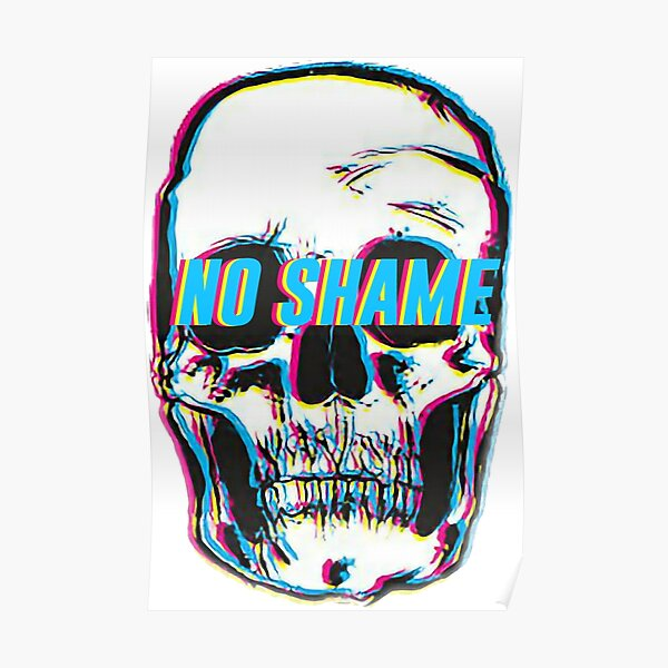 no shame 5sos Poster