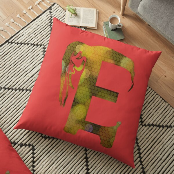 E-Elephant Floor Pillow