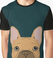 Willow - French Bulldog phone case art design for dog lovers and dog people Graphic T-Shirt