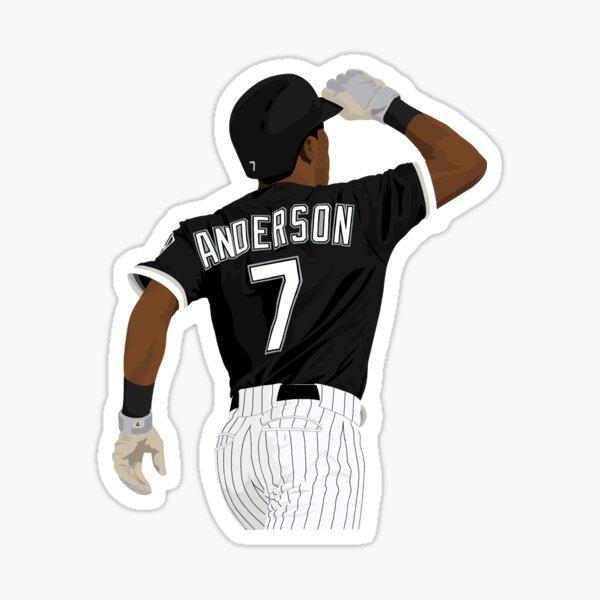 Tim Anderson 7 Sticker