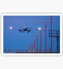UA Landing 9R ORD Sticker