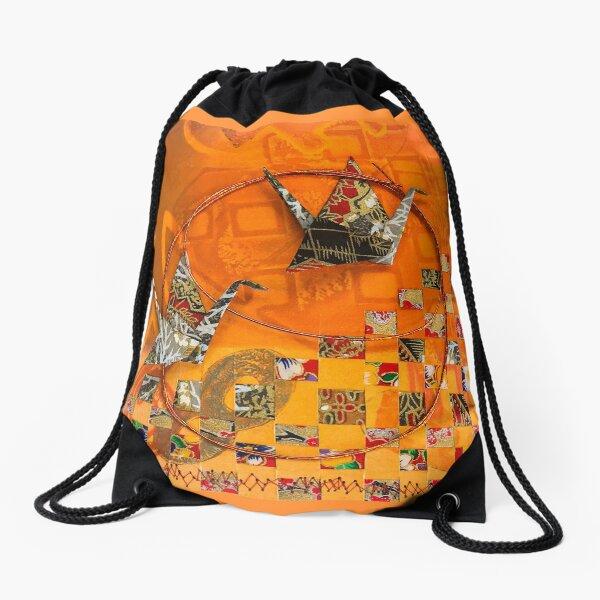 Syncopation Dance Drawstring Bag