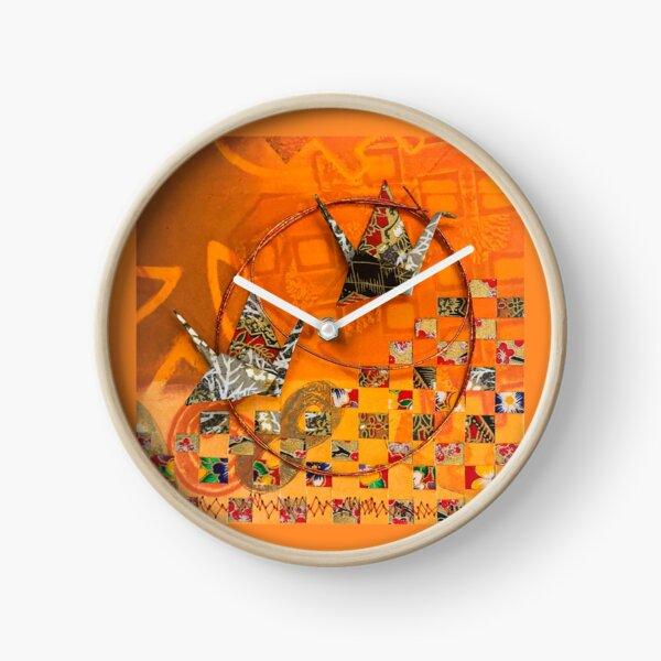 Syncopation Dance Clock