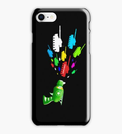 The Ultimate Weapon iPhone Case/Skin