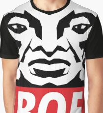 Obey the Face of Boe Graphic T-Shirt
