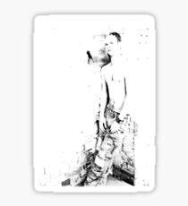 Boys of Brisbane - Kirk Sticker
