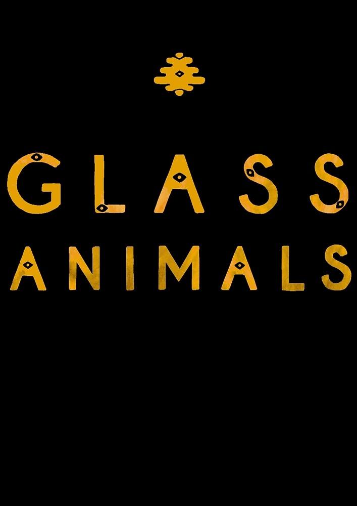 Glass Animals Yellow by kathrynlinz