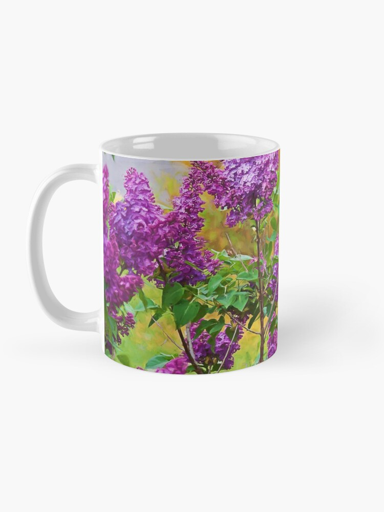 Alternate view of Spring is in the air Mug