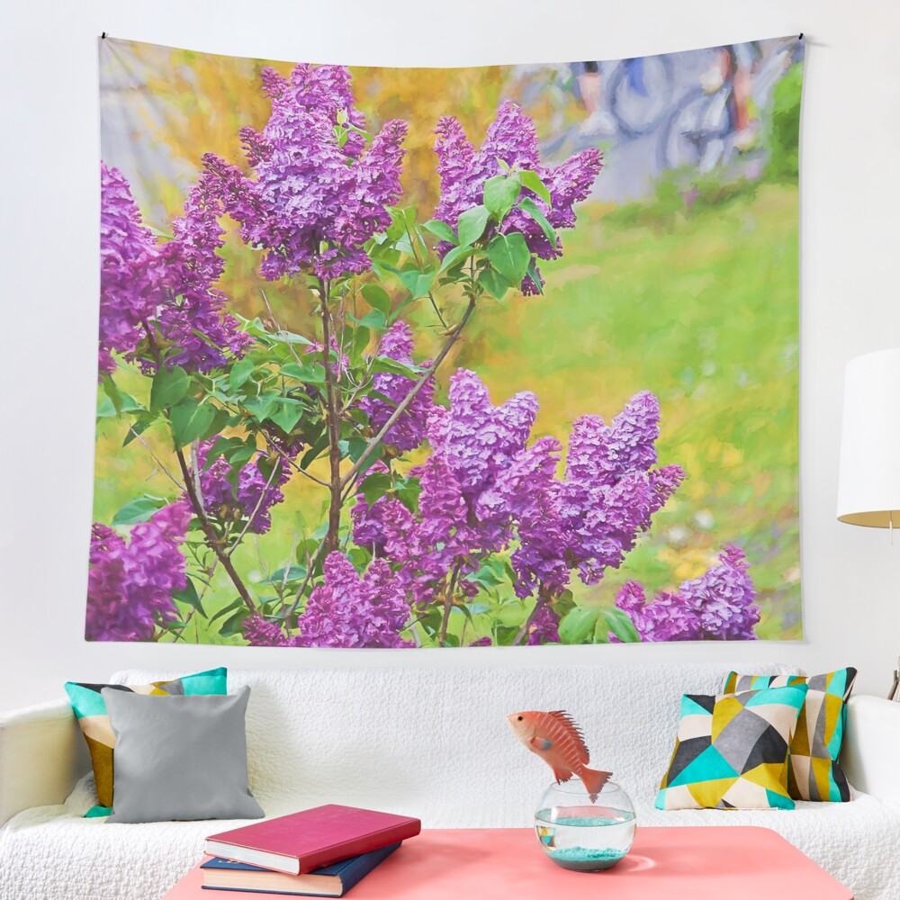 Spring is in the air Tapestry