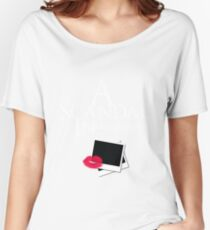 A Scandal In Belgravia (White) Women's Relaxed Fit T-Shirt