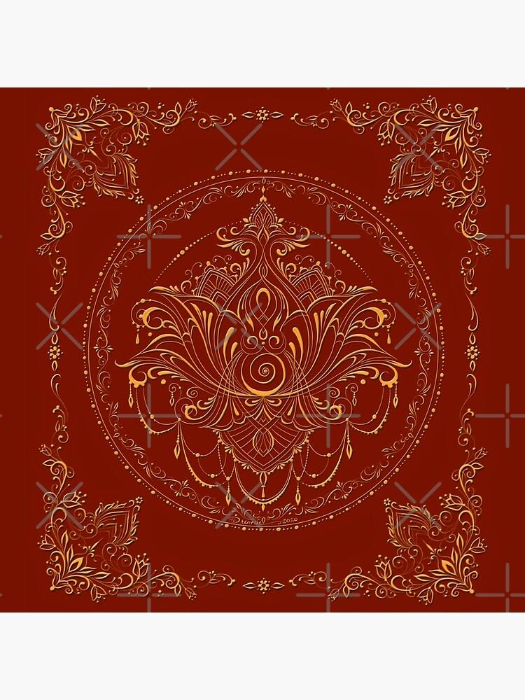 Lotus Goddess in Dreamie colors by dreamie09