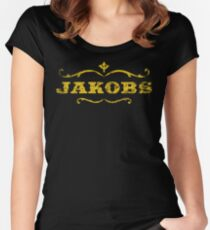 Jakobs Women's Fitted Scoop T-Shirt