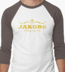 Jakobs Men's Baseball ¾ T-Shirt
