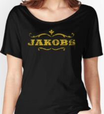 Jakobs Women's Relaxed Fit T-Shirt