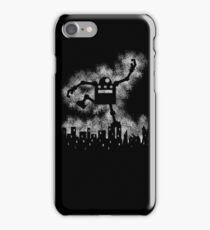 Robo Smash iPhone Case/Skin