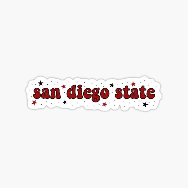 san diego stare university Sticker