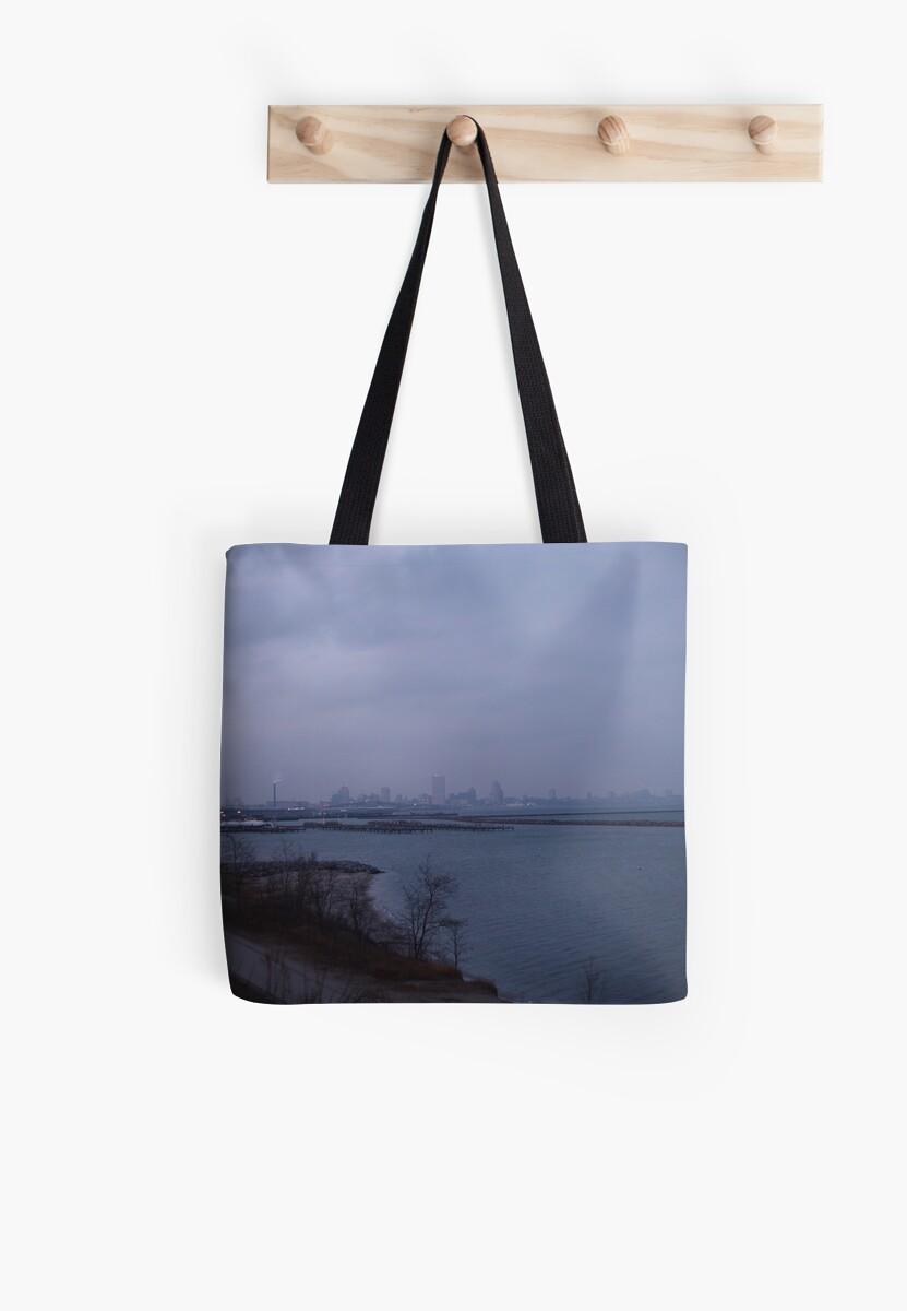 Milwaukee Skyline  by Thomas Murphy