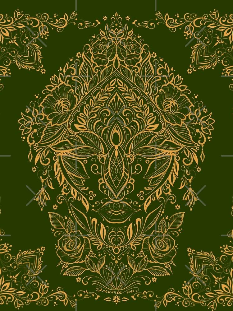 Dreamie's Green Goddess by dreamie09