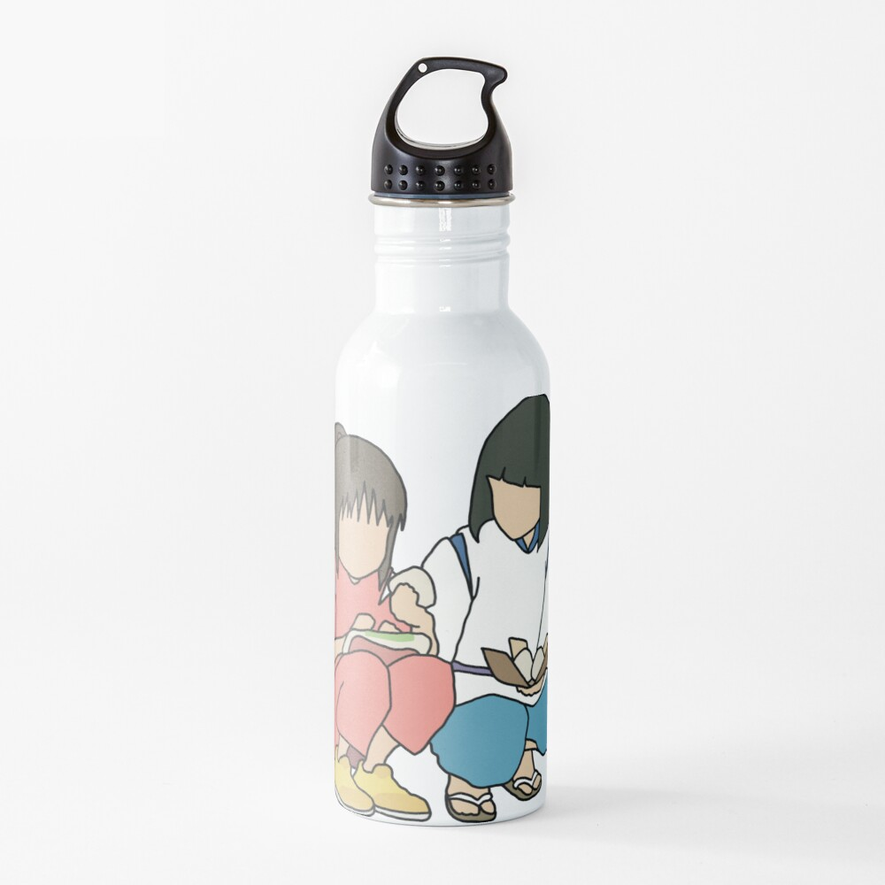 Sen and Haku Water Bottle