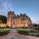 Belfast Castle by Conor MacNeill