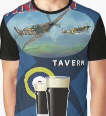 The Wingman Tavern Graphic T-Shirt
