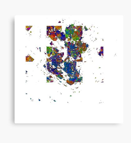 Untitled #48 Canvas Print